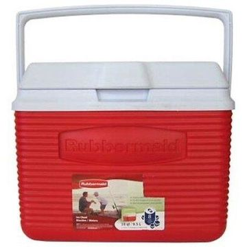 Rubbermaid 10-Quart Modern Personal Cooler