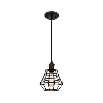 Lighting Nathaniel One-Light Indoor Mini Pendant