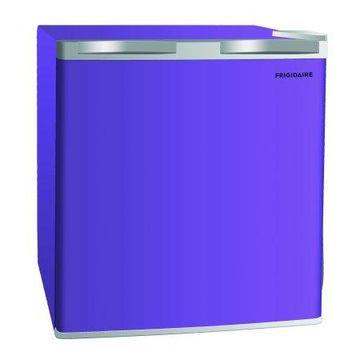 Frigidaire 1.6 Cu. Ft. Single Door Compact Refrigerator EFR115, Purple