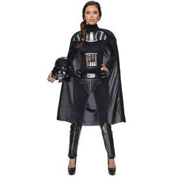 Star Wars Darth Vader Female Bodysuit Women's Adult Halloween Costume