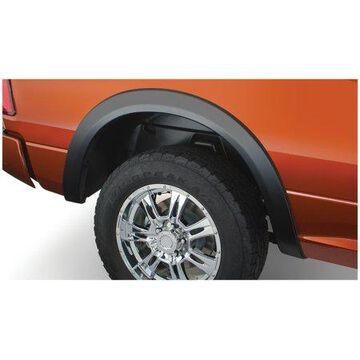 Bushwacker 10-18 Dodge Ram 2500 Fleetside OE Style Flares 2pc 67.4/76.3/96.3in Bed - Black