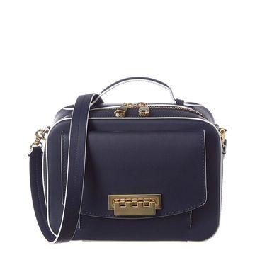 Zac Zac Posen Earthette Leather Box Bag