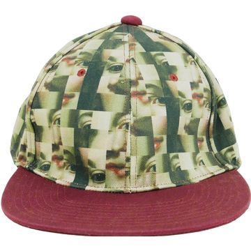 Undercover Burgundy Cotton Hats & pull on hats