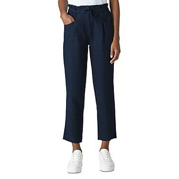 Whistles Leanora Cropped Pants