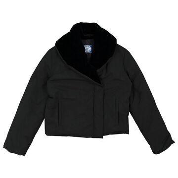 Blumarine Black Polyester Jackets
