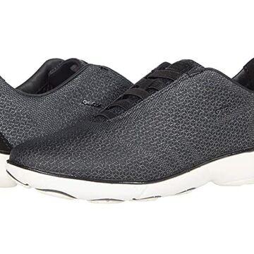 Geox Nebula 40 (Black/Gun) Women's Shoes