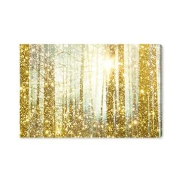 Oliver Gal Magical Forest Canvas Art - 10