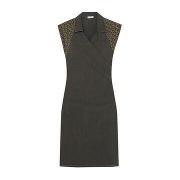 TOMAS MAIER Midi dress