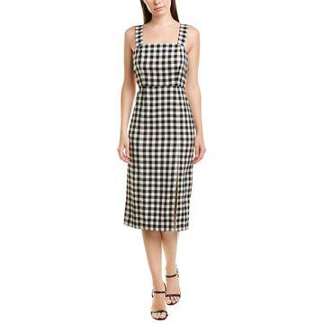 Finders Keepers Womens Finderskeepers Gigi Midi Dress