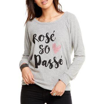 Rose Long-Sleeve Graphic Tee