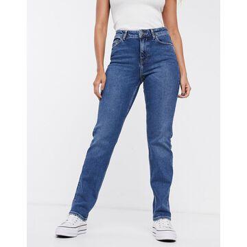 Dr Denim Stevie straight leg authentic jean-Blue