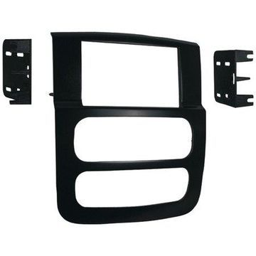 Metra 95-6522b Dodge[r] Ram 2002-2005 Double-din Black