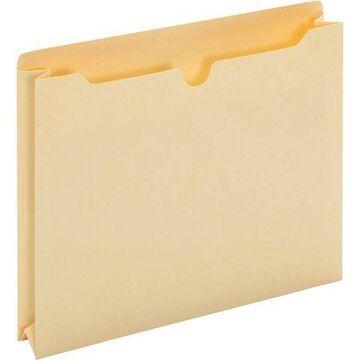 Pendaflex, PFX14920GW, Full-height Gusset File Jackets, 50 / Box, Manila