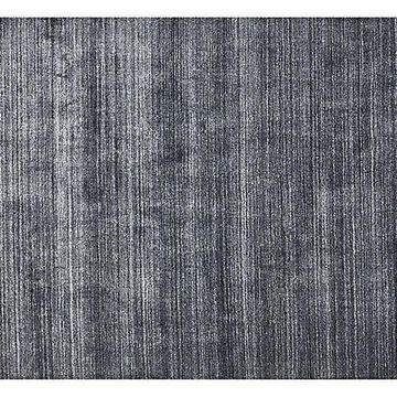 Harbor Rug - Gray - Solo Rugs - 9'x12' - Blue, Gray