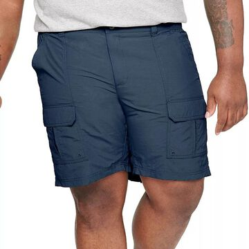 Big & Tall Croft & Barrow Outdoor Ripstop Cargo Shorts, Men's, Size: 48, Dark Blue