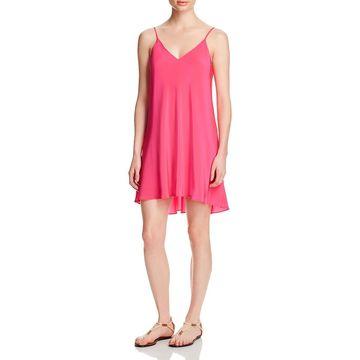 Amanda Uprichard Womens Mini Daytime Casual Dress