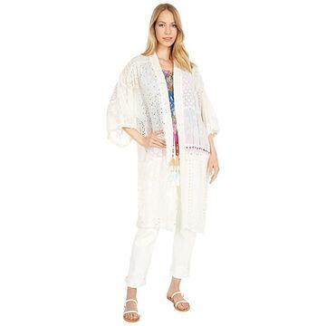 Johnny Was Blysse Patchwork Kimono