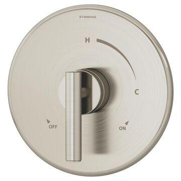 Symmons Dia Satin Nickel 1-Handle Shower Faucet