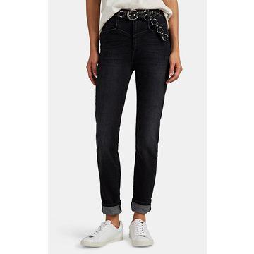 3x1 Jesse High-Rise Straight Jeans