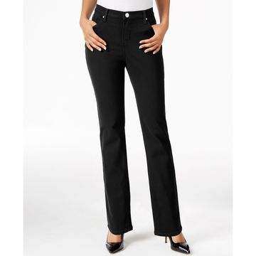 Petite Gwen Straight-Leg Jeans, A Macy's Exclusive