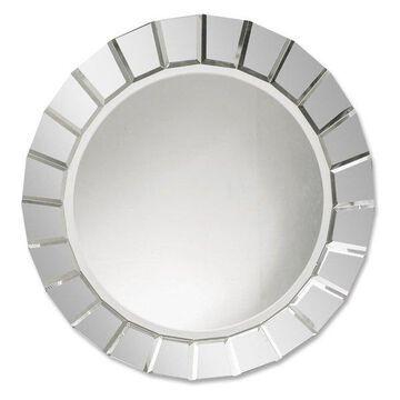 Uttermost Fortune Round Mirror