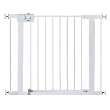 Safety 1st& Easy Install Walk-Thru Gate in White
