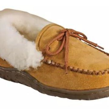 Natural Reflections Iceland II Slippers for Ladies - Tan - 8M