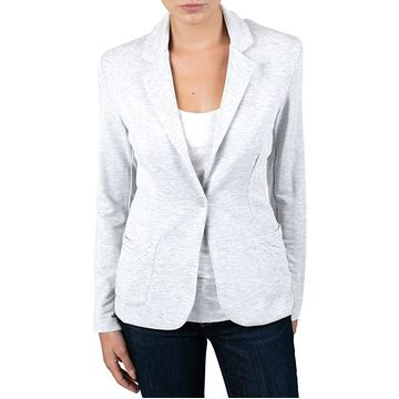 Majestic Filatures French Terry One Button Blazer Women's Clothing