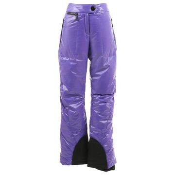 Moncler Purple Synthetic Trousers