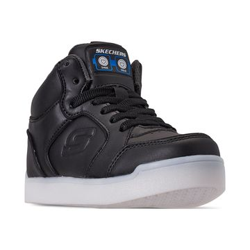 Little Boys' S Lights: Energy Lights Ultra Light-Up High-Top Casual Sneakers from Finish Line