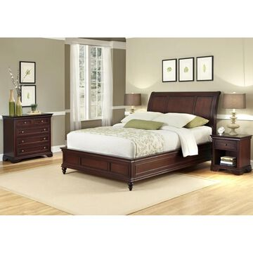 King Bedroom Set by Home Styles