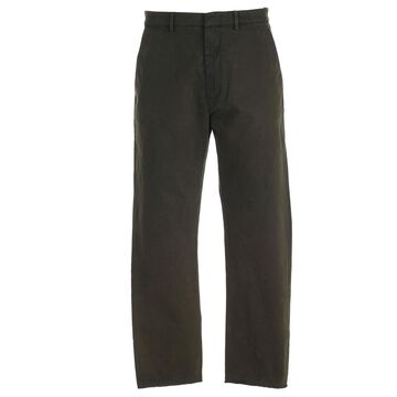 Pence Pants W/bottom Fringes