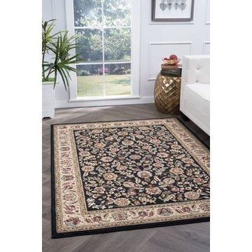 Bliss Rugs Litzy Traditional Indoor Area Rug