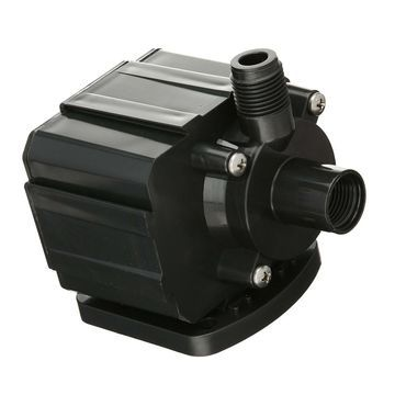 Supreme (Danner) ASP02513 Mag Drive 3-Water Pump for Aquarium(black or silver)