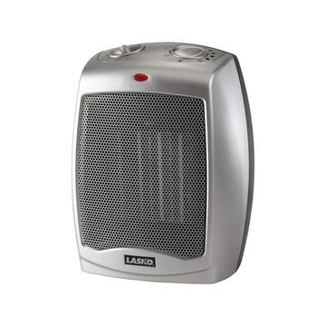 Lasko Ceramic With Adjustable Thermostat 754200 Indoor Heater