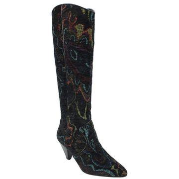 J.Renee Pointy Toe Mid-Heel Boots - Valoria