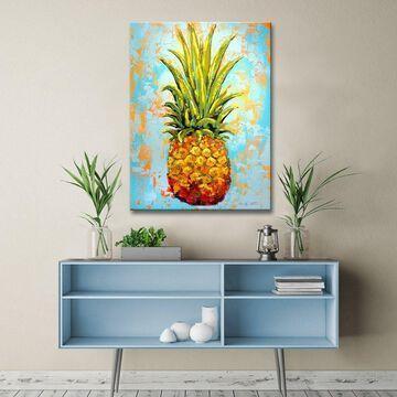 Ready2HangArt 'Fiesta Gigantesca' Pineapple Canvas Wall Art