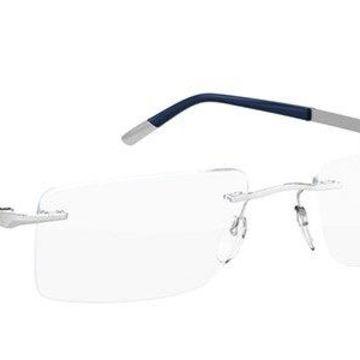 Silhouette Prestige 5480 BK 7000 52 New Men Eyeglasses