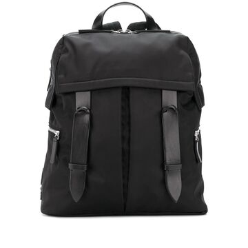 Ecologic double strap backpack