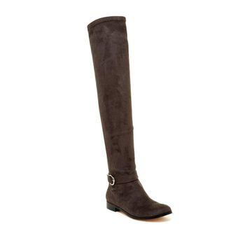 Corso Como Womens Lennox Fabric Closed Toe Knee High Riding