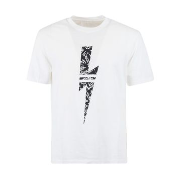 Neil Barrett Bolt Printed T-shirt