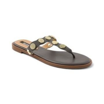 kensie Women's Maija Thong Slide Sandal Women's Shoes