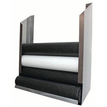 Cando Foam Roller Wall Storage Rack