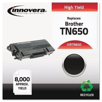 Innovera Remanufactured TN650 High-Yield Toner Black