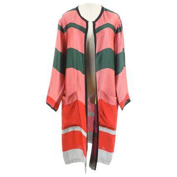 Dries Van Noten Multicolour Viscose Jackets