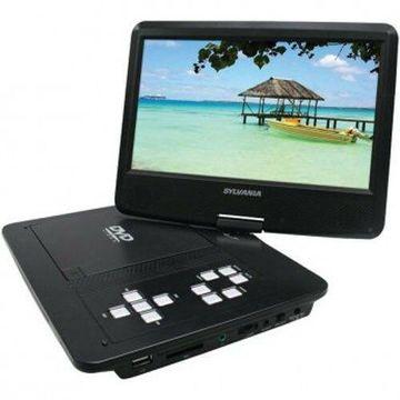 SYLVANIA SDVD1030 Portable DVD Player