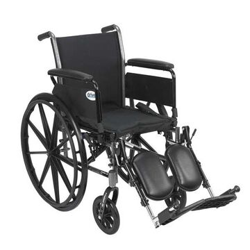 Drive Medical Cruiser III With Full Arms and Leg Rests
