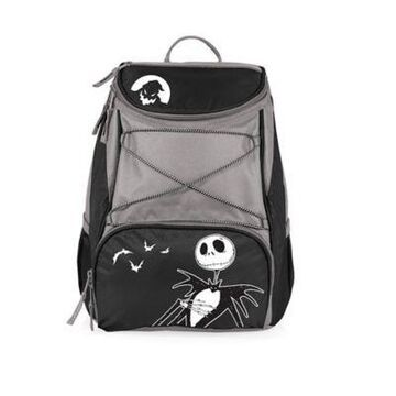 Picnic Time Nightmare Before Christmas Jack Ptx Cooler Backpack In Black