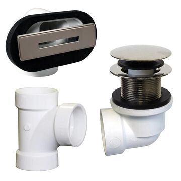 WESTBRASS 1.5-in Foot Lock Closure Assembly   D560RK-05