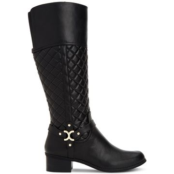 Charter Club Womens Helenn Closed Toe Knee High Fashion Boots